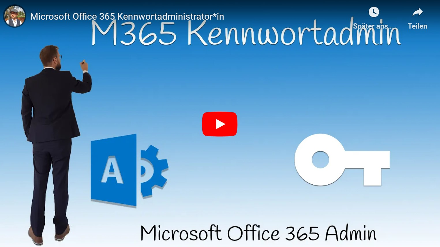 icrosoft Office 365 Kennwortadministrator